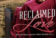 Reclaimed Love / Clothing and furniture that inspired me as I wrote Reclaimed Love, Book Two in the Banished Saga.