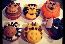 Cupcakes / Varias formas de hacer cupcakes decorados