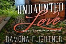 Undaunted Love / Book three in the Banished Saga -An inspiration board for clothes and furniture from the time period of Undaunted Love