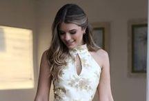 Vestidos : Evento Matinal / Separei algumas sugestões de vestido para eventos matinais. Espero que gostem =D Observação: Todas as imagens foram compartilhas no próprio Pinterest.