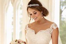 Noiva: Vestido / Separei algumas sugestões de vestido de noiva. Espero que gostem =D Observação: Todas as imagens foram compartilhas no próprio Pinterest.