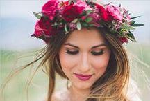 Noiva:Acessório para o Cabelo / Separei algumas sugestões de acessórios para noiva. Espero que gostem =D Observação: Todas as imagens foram compartilhas no próprio Pinterest.