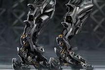 droid leg