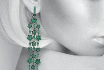 Jewelry - Earrings / diamond studs are my favorites but I like dangly ones too
