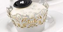 Cupcake Wrappers For Weddings, Birthdays, Baby Showers, and More / cupcake wrappers, cupcake wraps