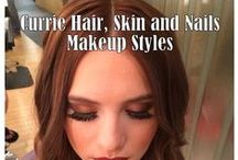 Makeup by Currie / Makeup looks created by Currie Hair Skin Nails artists!