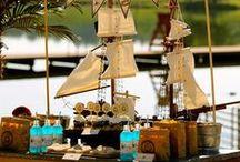Party - Pirate / Ideas para un cumpleaños de pirata