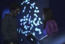 Artes y tecnologías / Algunas de las obras seleccionadas por los participantes del MOOC de Artes y Tecnologías para Educar para el tema 2 (¿De qué hablamos cuando hablamos de artes y tecnologías?)