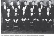 Hockey / 1934 World Champion Saskatoon Quakers