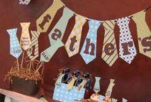 Día del Padre / Ideas para decorar y regalar en el día del padre #fathersday