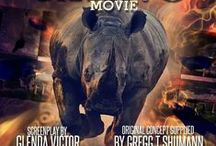 A Crash Of Rhino Movie  - Campaign / Some SA friends are trying to make this movie. I'm going to help.  The Rhino is on the brink of Extinction and the number of alarming Poaching rates are increasing to the point of becoming almost unstoppable.   Drastic times call for drastic measures, and we believe we can help change this with the making of this movie.   Written by Glenda Victor /Glenn Shumann. Directed by Ryan Kruger  Twitter: @acrashofrhino  FB: facebook.com/acrashofrhino  To help: glendavictor4.wix.com/acrashofrhinomovie