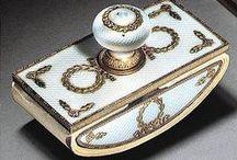 Faberge - desk accessories