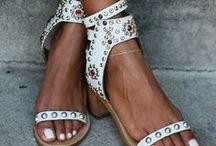 Boots, sandals & shoes!
