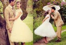 Noiva: Vestido Curto / Separei algumas sugestões de vestido curto para noiva. Espero que gostem =D Observação: Todas as imagens foram compartilhas no próprio Pinterest.