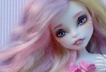 Dolls - Gothic & Steampunk