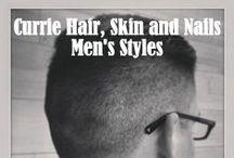 Men's Haircuts and Hairstyles / Men's haircuts