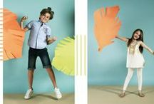 Kids in Nature - SS16 Collection
