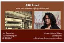 Asli Interieurstyling en Ontwerp / Styling opdrachten