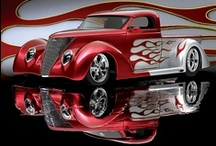 Classic Automobiles & Trucks / by Lawrence Perry