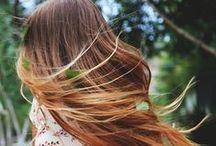 ombre hair..