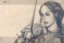 MY PENCILDRAWS · Sketchbook / DETALLES de artes a LÁPIZ (RAYADOS, TRAZOS LIBRES, IDEAS Y VERSIONES) DETAILS of arts PENCIL ( FREE LINES, IDEAS AND VERSIONS)