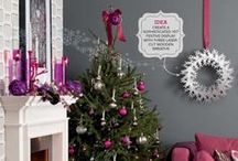 Your Home At Christmas / Here you will find top ideas for your home at Christmas. We all love the festive season and here you can find top ideas on how to decorate and accessorise your home.
