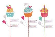 Happy Birthday by Home33 / All our 'Happy Birthday' accessories to make birthdays special!