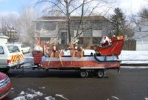 2013 Eddington Fire Company Santa Brigade / Every year, fire companies around Buck County parade through local neighborhoods with Santa Claus in tow to bring the spirit of Christmas to the  the community.