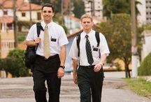 Missionaries / Best 2 Years / by Debra S Jones