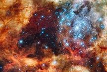 Heaven's Above / The stars and galaxies that make up our universe. / by Lawrence Perry