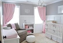 Baby Room Ideas/Decor