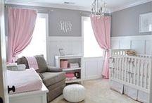 Baby Room Ideas/Decor