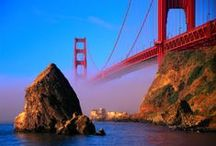 San Francisco / Staying from August 23 till September 1st.