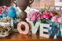 Inspirações para o casamento / Dicas para o grande dia! ❤️ / by Danielle Cavaline