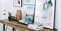 •d e c o• / ideas for decorating a house