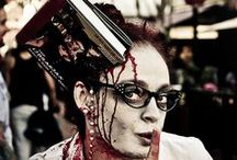 Costumes for librarians, archivists... / #Costumes for librarians, archivists or literary nerds... #Halloween ideas
