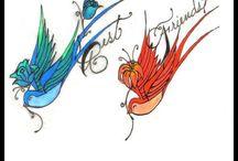Our Tattoo Ideas / Tattoo