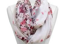 Scarves and Accessories that I Love