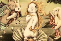 • Bunnies •