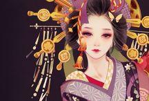 • Art by Hiromi Matsuo •