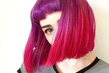 • Pink Hair •