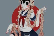 • Art by Tea Fox Illustrations •