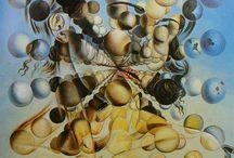 • Art by Salvador Dalí •