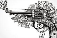 • Guns •