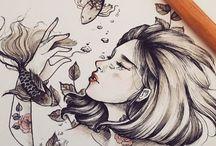 • Art by Pei The Dragon •