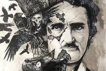 • Edgar Allan Poe •