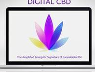 """Vibrational Healing Technology - Digital CBD / Digital CBD is a unique technology and program that combines energy medicine with innovative digital media.  Using a proprietary process developed by Subtle Energy Sciences founder Eric W Thompson, Digital CBD broadcasts the amplified energetic signature of CBD through your electronic devices.  You might think of it as a kind of """"amplified digital homeopathy,"""" but it's far more powerful than traditional homeopathy."""