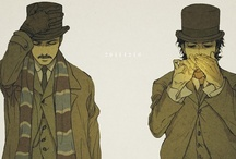 Sherlock Holmes / Welcome to 221B Baker Street. / by Parade ♥