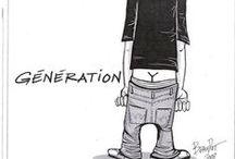 GENERATION Y / by Parlons RH