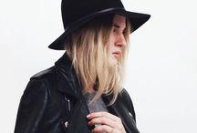 INSPIRATIONAL / Fashion trends minimal boho vintage streetwear